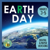 Earth Day Distance Learning Digital