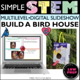 Earth Day STEM Bird House