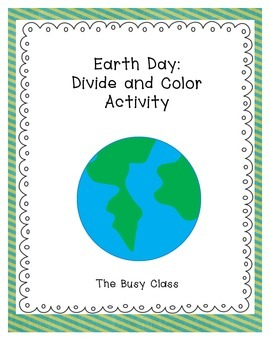 Earth Day: Divide and Color