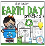 "Earth Day Dot Dauber Fun ""No Prep"""