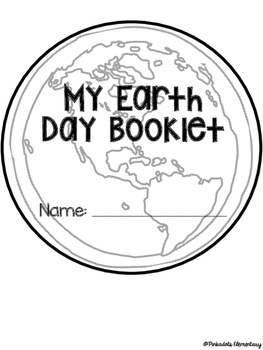 Earth Day ELA Booklet! Short nonfiction & OE Responses