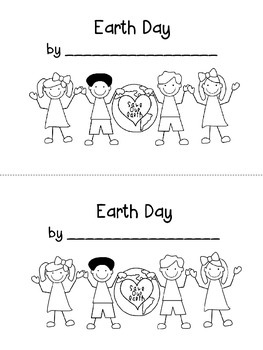 Earth Day Early Childhood Bundle