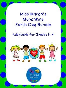 Earth Day Early Childhood Bundle