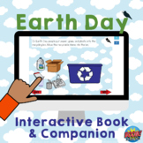 Earth Day Activities and Craft for Speech Therapy for Kindergarten and Up