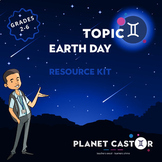 Earth Day Kit | Packed Full of Activities | Grades 2-6
