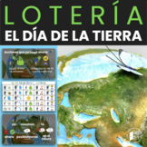 Earth Day / El Día de la Tierra LOTERIA/BINGO in Spanish w