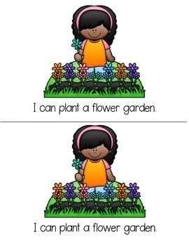 Earth Day Emergent Reader - Earth Day Activities For Kindergarten