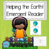 Earth Day Emergent Reader - Earth Day Activities For Kindergarten