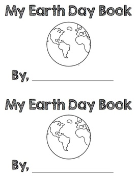 Earth Day Emergent Reader and Poem {Short and Sweet}