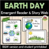 Earth Day Emergent Reader and Story Web