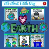Earth Day Emergent Readers, Writing Activities, Games, and