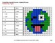 Earth Day Emoji: Decimals To Fractions - Color-By-Number Mystery Pictures