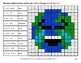 Earth Day Emoji: Multiplying Whole Numbers by Decimals - Math Mystery Pictures