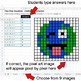 Earth Day Emoji - One-Step Equations - Addition & Subtraction - Google Sheets