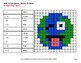 Earth Day Emoji: Order Of Operations - Color-By-Number Mystery Pictures