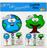 Earth Day Emotions Sorting Mats