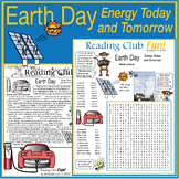 Earth Day – Energy Today and Tomorrow Puzzle Pack