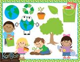 Earth Day, Environmental Clip Art