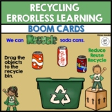Earth Day Errorless Learning BOOM CARDS