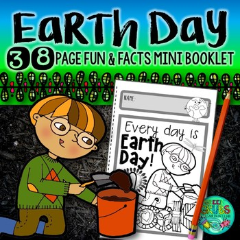 Earth Day {Activities about recycling, pollution & making