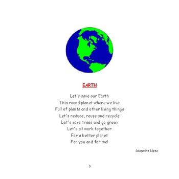 Earth Day- FREEBIE