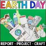 Earth Day Fact Fan: FREE