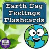 Earth Day Feelings Flashcards