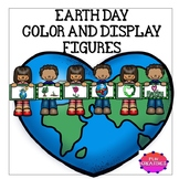 Earth Day Figures/Posters