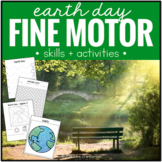 Earth Day Fine Motor Skills and Activities