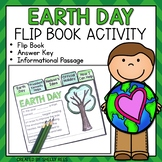 Earth Day Activities - Earth Day Flip Book