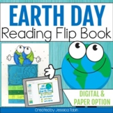 Earth Day Activities Flip Book, Earth Day Distance Learning and Google Classroom