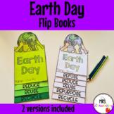 Earth Day Flip Books