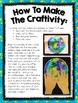 Earth Day Flip Book --- Earth Day Craftivity