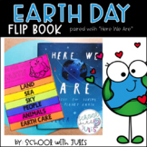 """Earth Day Flip Book (paired with """"Here We Are"""")"""
