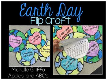 Earth Day Flip Craft