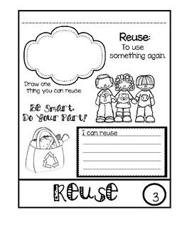 Earth Day Flipbook