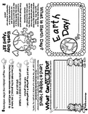 Earth Day Flippy Book