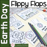 Earth Day Activities Interactive Notebook Lapbook