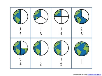 Earth Day Fraction Fun!