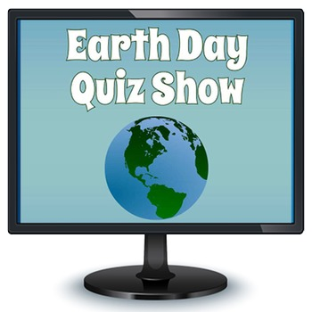 Earth Day Free Quiz Show Game