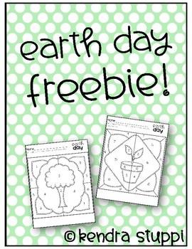 Earth Day Freebie!!
