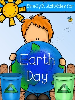 Earth Day Freebie Activity