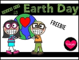 Earth Day Freebie-Hidden Sight Words