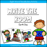 Earth Day Write the Room Free