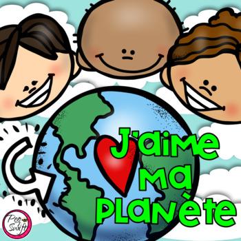 Earth Day ~ French ~ Jour de la Terre