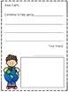 Earth Day Friendly Letter Writing Freebie