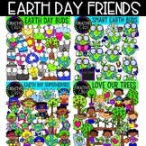 Earth Day Friends Bundle {Creative Clips Clipart}
