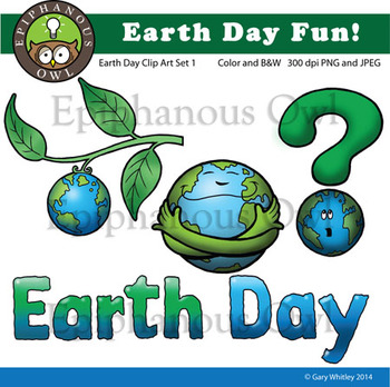 Earth Day Fun Art