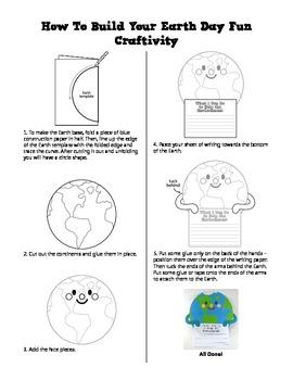 Earth Day Fun Craftivity