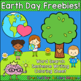 Earth Day Fun Freebies!